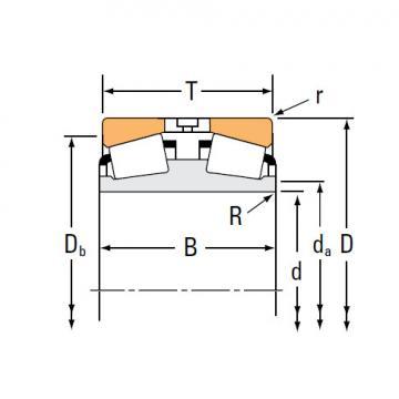 Bearing HM858548D HM858511