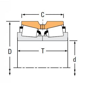 Bearing NA842 834D