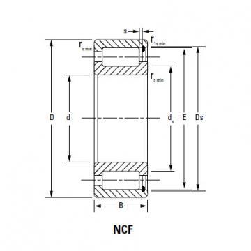Bearing NNU49/710MAW33 NNU4952MAW33