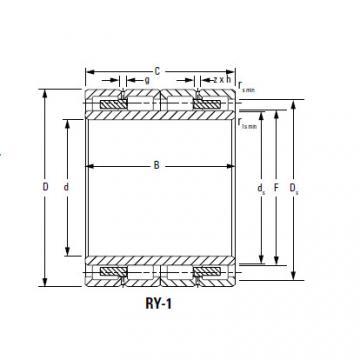 Bearing 863RX3445A RX-1