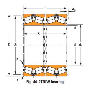 Bearing m257248dgw m257210