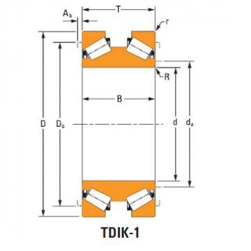 aaac529 aaac755 TDIK Bearings