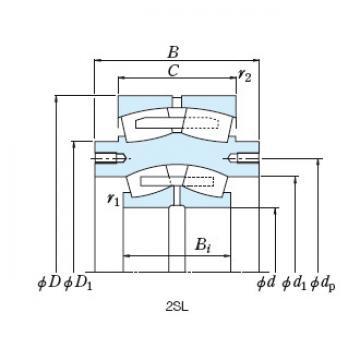 Bearing ZR34-10