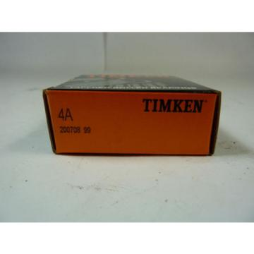 Timken 4A Single Row Tapered Roller Bearing ! NEW !