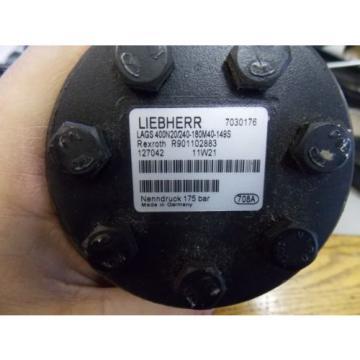 Liebherr Rexroth steering hydraulic pump NEW