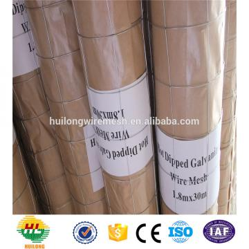 HUILONG WIRE MESH MANUFACTURE IRON WELDE MESH MANUFACTURE