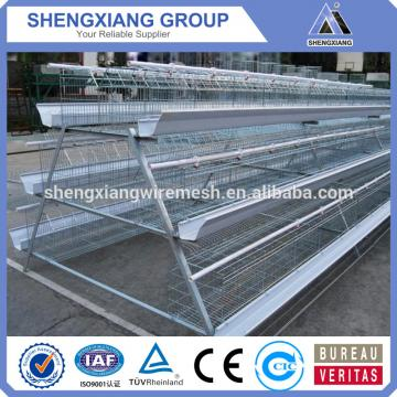 2017 China Supplier Galvanized Chicken Cage for hot sale