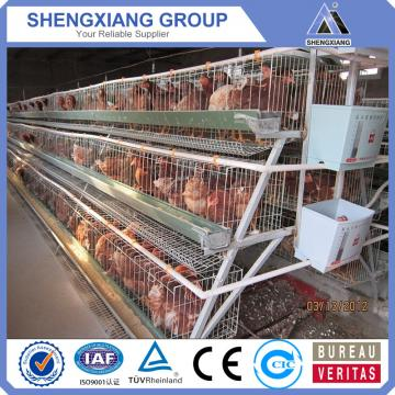 2017 hot sale chicken cage / broiler chicken cage