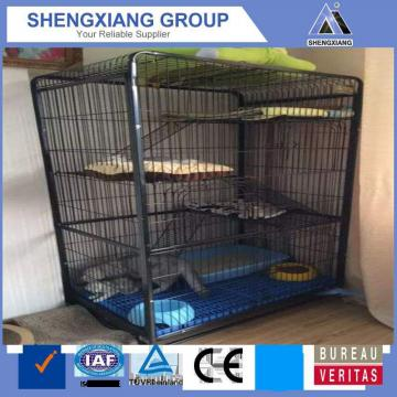 breeding cat cage with wheels for sale cheap