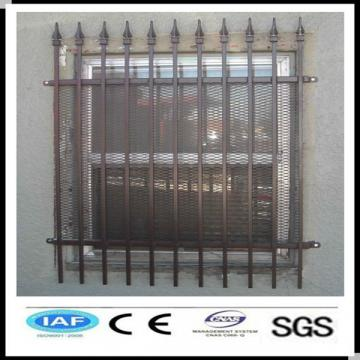Wholesale alibaba China CE&ISO 9001 steel security window fence(pro manufacturer)