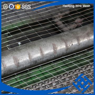 haotong high quality china supplier 10x10 electro galvanized welded wire mesh