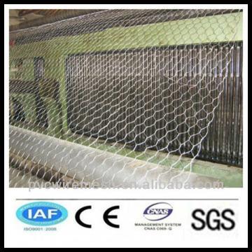 alibaba China wholesale CE&ISO certificated galvanized gabion baskets/gabion wire mesh(hexagonal wire netting)(pro manufacturer)