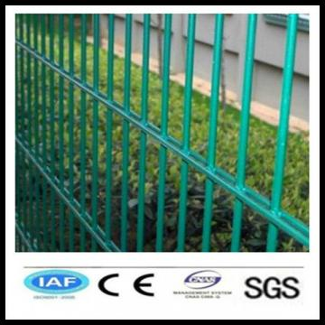 wholesale China CE&ISO certificated double wire garden fence(pro manufacturer)