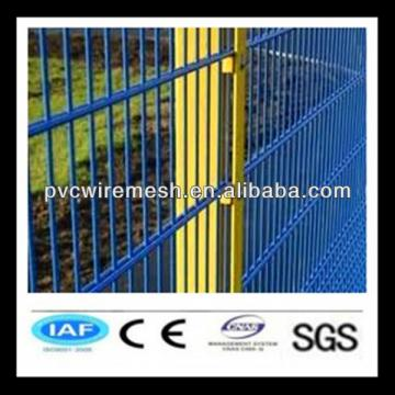 ornamental double loop wire fence
