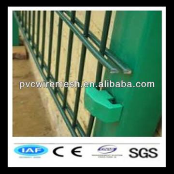 double ring wire mesh fence for sale