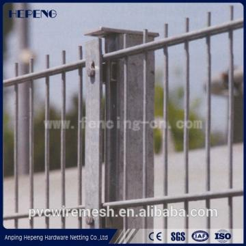 Alibaba gold supplier welded steel double wire fence