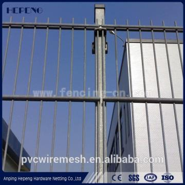 Anping hepeng welded steel wire double wire fence