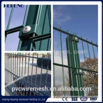 Professional welded steel wire Double wire fence