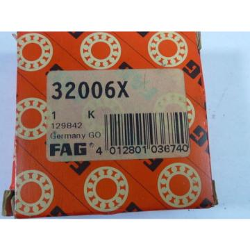 32006X Tapered Roller Bearing