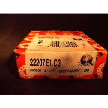 Fag 22207 E1.C3, Spherical Roller Bearing