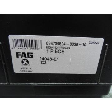 NEW FAG 24048-E1-C3 Spherical Roller Bearing