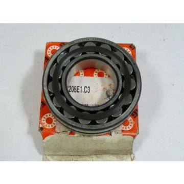 Fag 22208E1-C3 Bearing Spherical ! NEW !