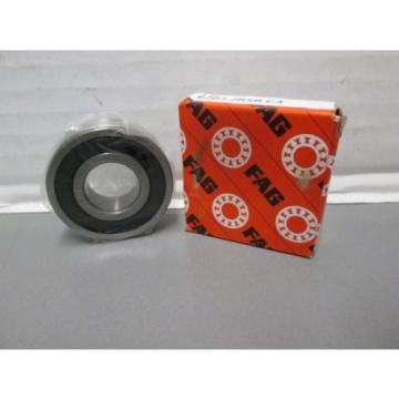 6203 2RS FAG SEALED BALL BEARING