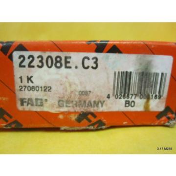 FAG 22308E.C3 Roller Bearing
