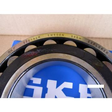 SKF 22218 EK, 22218EK,Explorer Spherical Roller Bearing (FAG,NTN,NSK,Torrington)