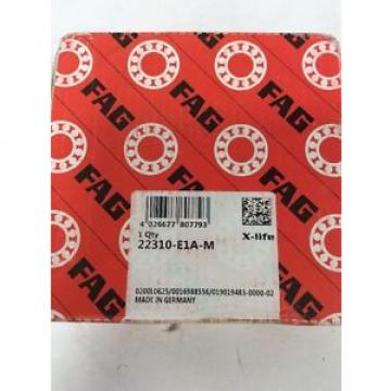 FAG 22310E1A-M Spherical Roller Bearing