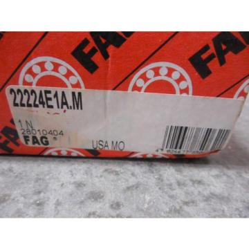 NEW FAG 22224E1A.M Spherical Roller Bearing