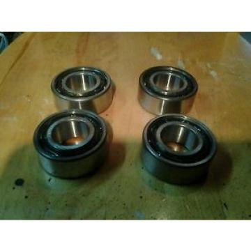FAG Bearings (4) 3206B-TVH-C3 3206B TVH C3 New!