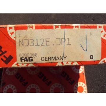 Fag Bearings NJ312E.JP1