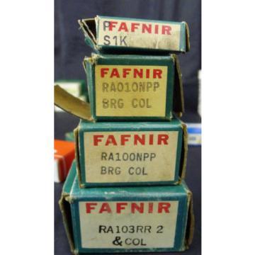 Assorted Lot Ball Bearings SKF Fafnir Nachi Timken FAG MRC Peer Equipment Parts