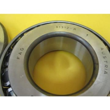 FAG 31312A Bearing & Race