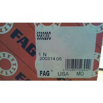 NEW  FAG Roller Bearing-558320C / Z-558320.03.ZL