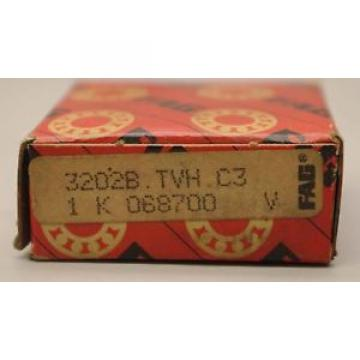 FAG 3202B TVH C3 BEARING