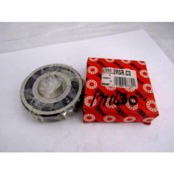 FAG BALL BEARING 6306.2RSR.C3