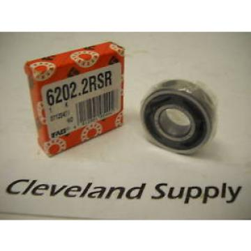 FAG MODEL 6202.2RSR DEEP GROOVE BALL BEARING NEW CONDITION IN BOX