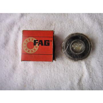 NIB FAG Ball Bearing      S3606 2RS NRJ C3