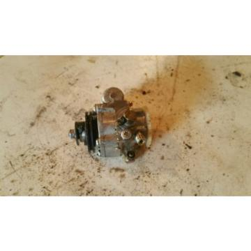 1972 Yamaha cs5 rd200 electric oil injection injector pump
