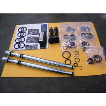 Ford 6.0L Oil Rail Repair Kit,Tool,O-rings , Plugs . pass tubes , Injector Seals
