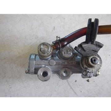 1972 Suzuki TS90 TS Two Stroke Oil Pump Injector