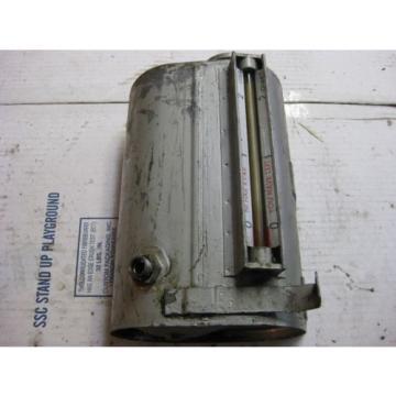 SAAB Monte Carlo two stroke Injector OIL TANK