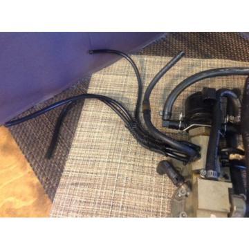 SMA2797 Johnson Evinrude Ficht 150HP oil injector manifold assy 0439726 marine