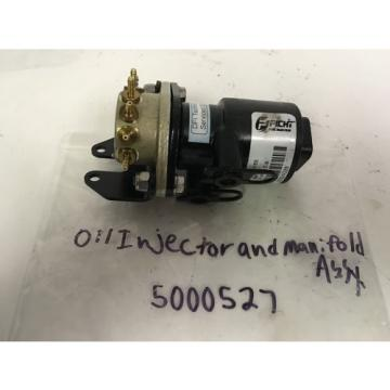 Evinrude 2000 E200FPLSSC 200HP Oil Injector & Manifold 5000527