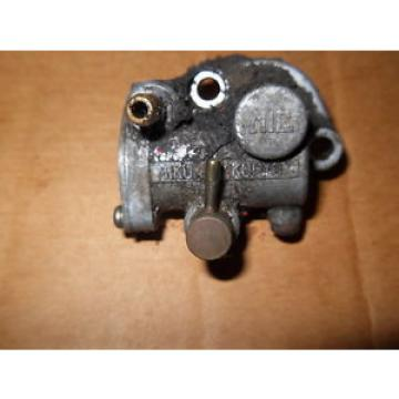 1982 Suzuki FA50 Moped -  Oil Injector Pump Assembly