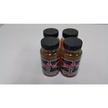 Rev-X Oil Treatment Additive (4) 4oz. Bottles Rev X Fix injector Stiction Heui