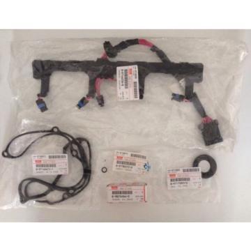 Holden Jackaroo 4JX1 Diesel 3L Oil Rail Pressure Sensor, Injector Harness &Seals