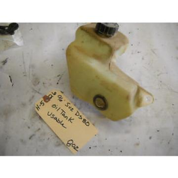 SUZUKI 1996 DS80 INJECTOR OIL TANK H-526